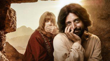 Netflix The First Temptation of Christ
