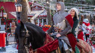 The Knight Before Christmas, nieuwe, kerstfilms, 2019, netflix, series