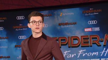 Tom Holland Spider-Man Disney Marvel