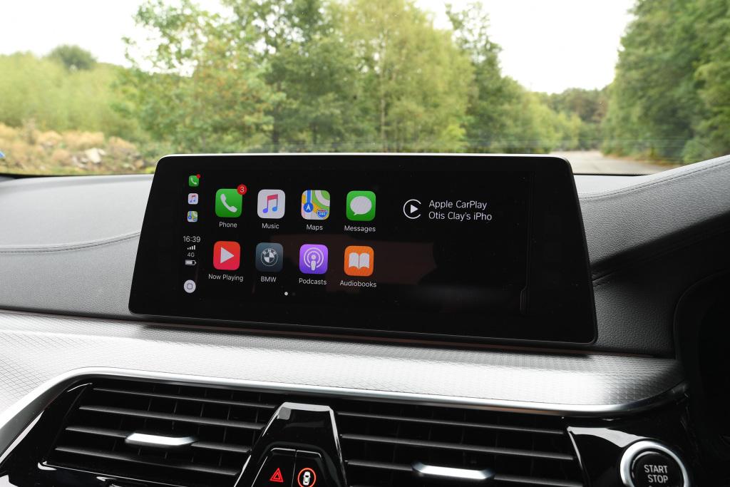 Apple CarPlay BMW