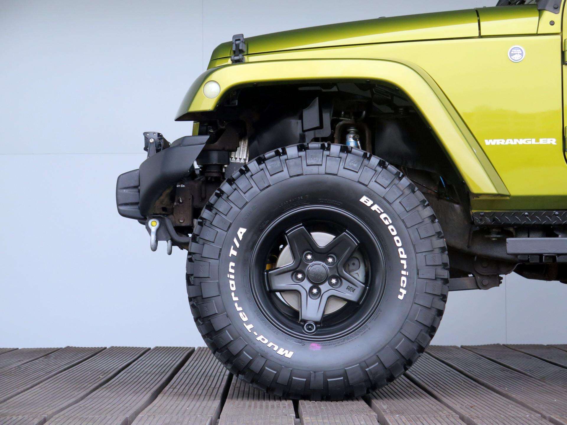 Tweedehands Jeep Wrangler V6 occasion