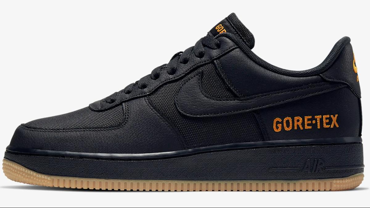 Sneakers van het jaar #1: Nike Air Force 1 Gore-Tex