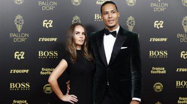 virgil van dijk, best geklede voetballers, ballon d'or gala 2019
