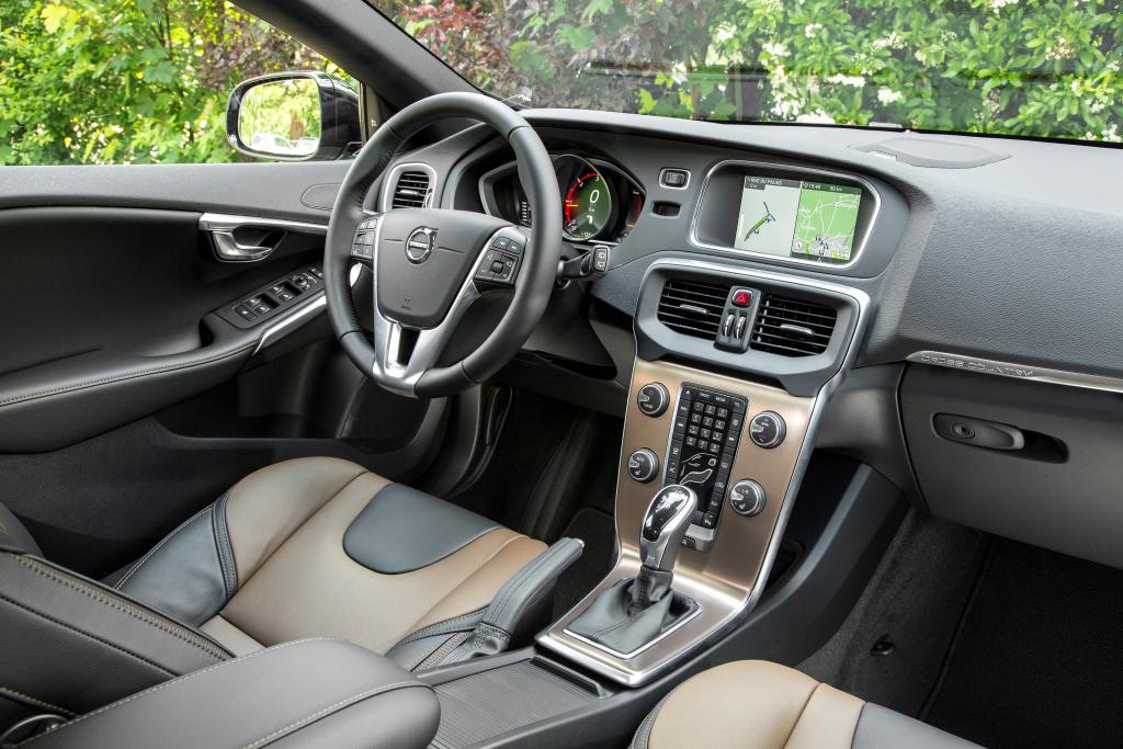 Volvo V40 interieur