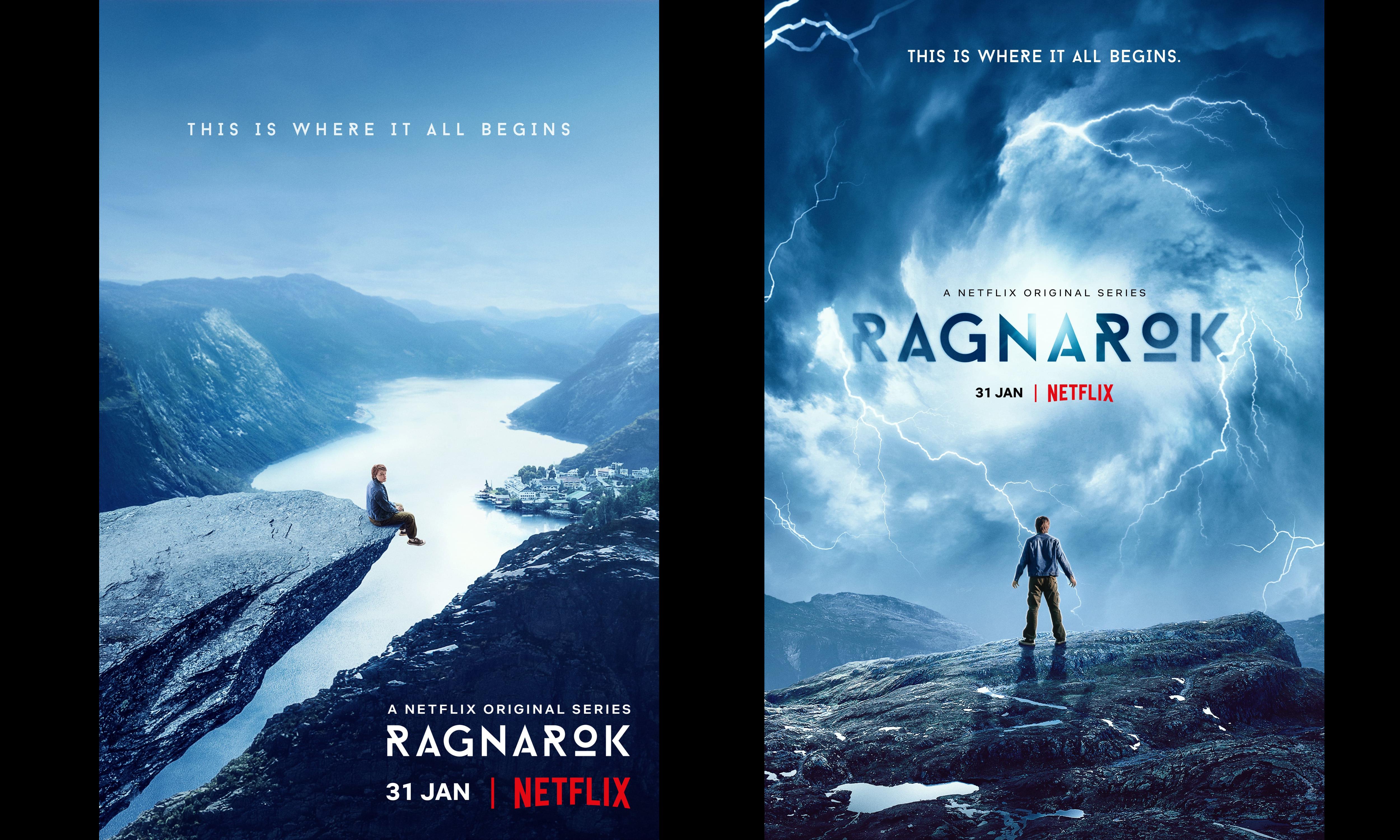 Netflix Ragnarok