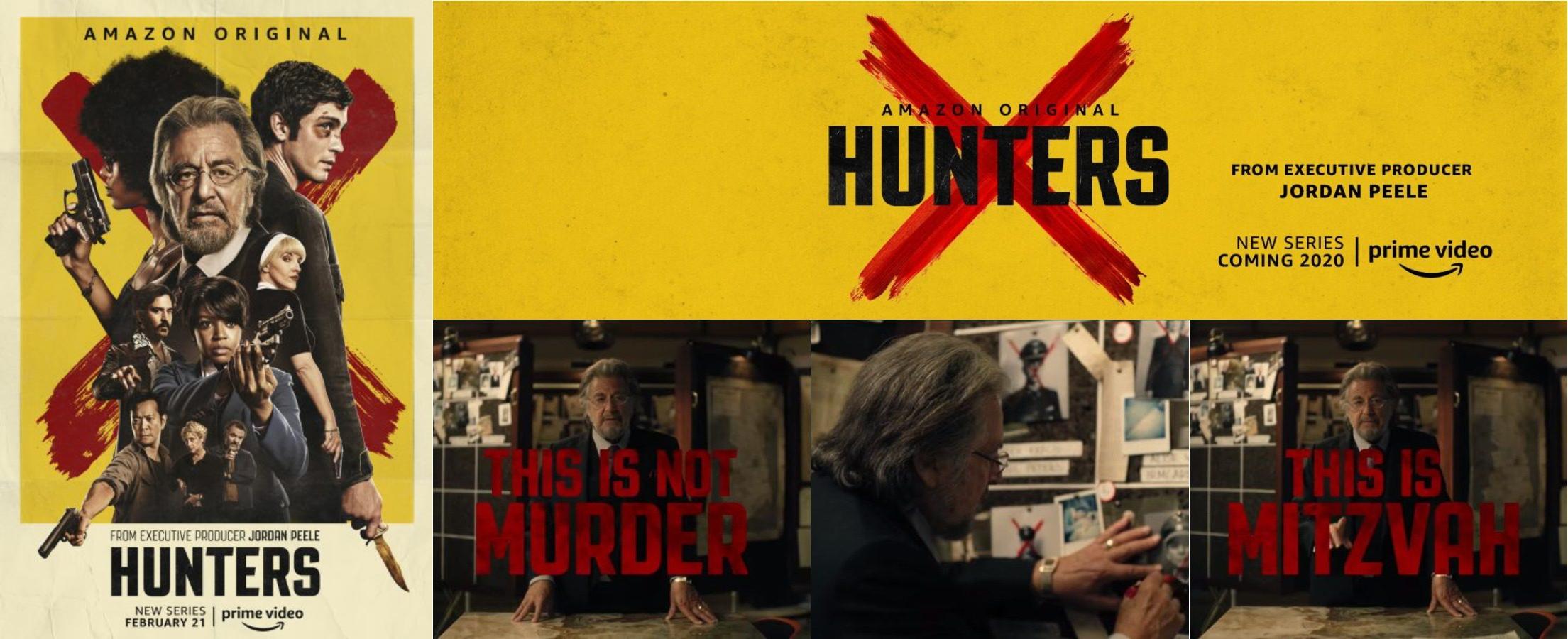 Hunters Al Pacino