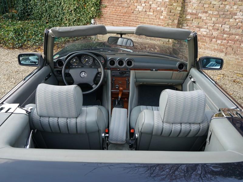 Tweedehands Mercedes-Benz 380 SL occasion