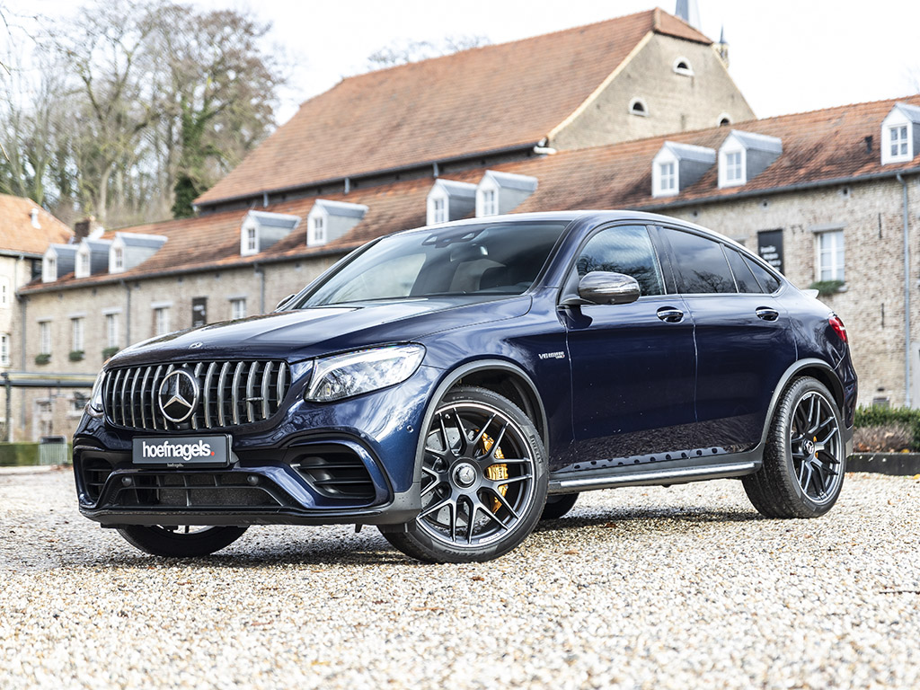 Tweedehands Mercedes-Benz GLC Klasse Coupé occasion
