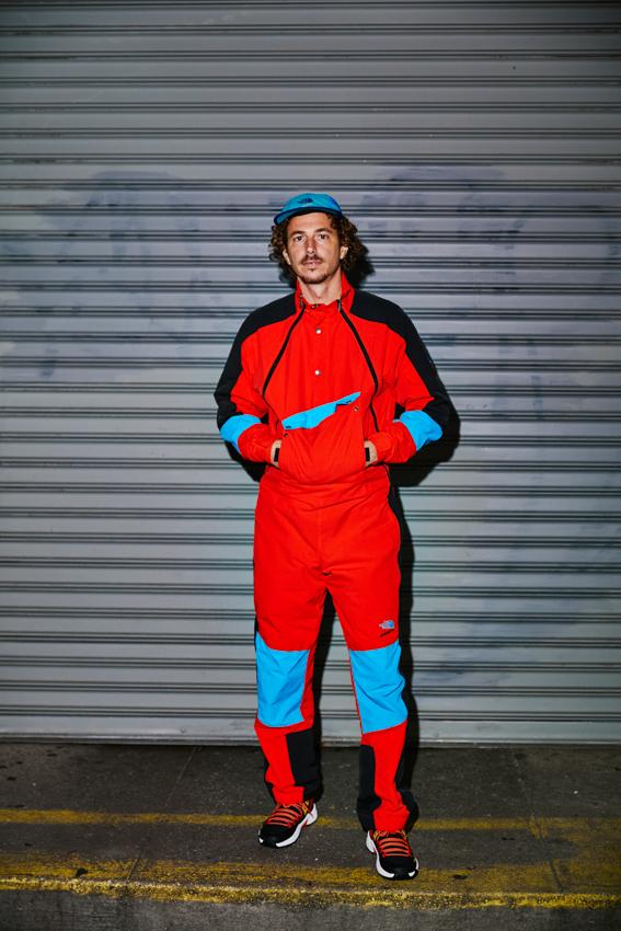 the north face, extreme collectie, skipak