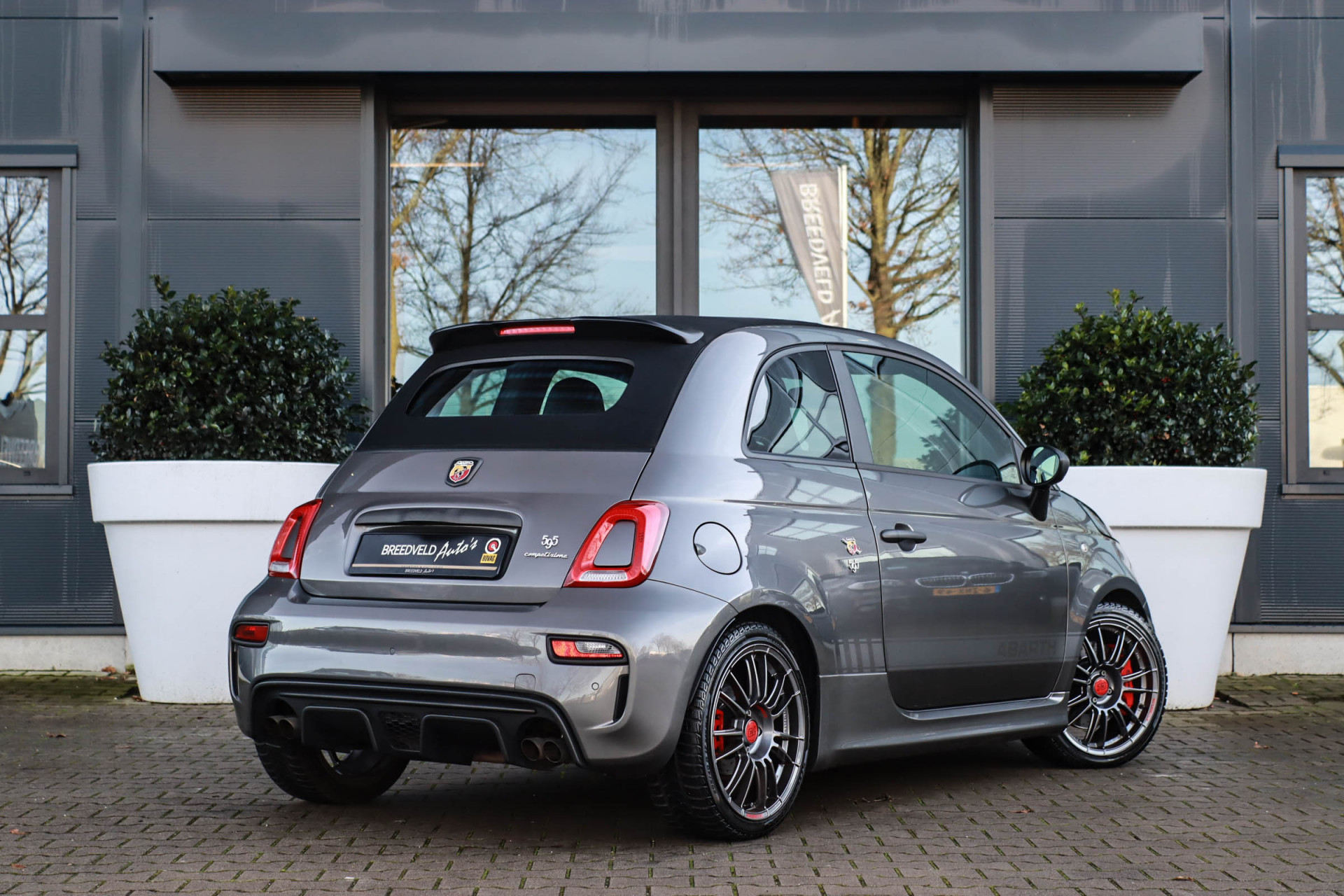 Tweedehands Fiat Abarth Competizione occasion