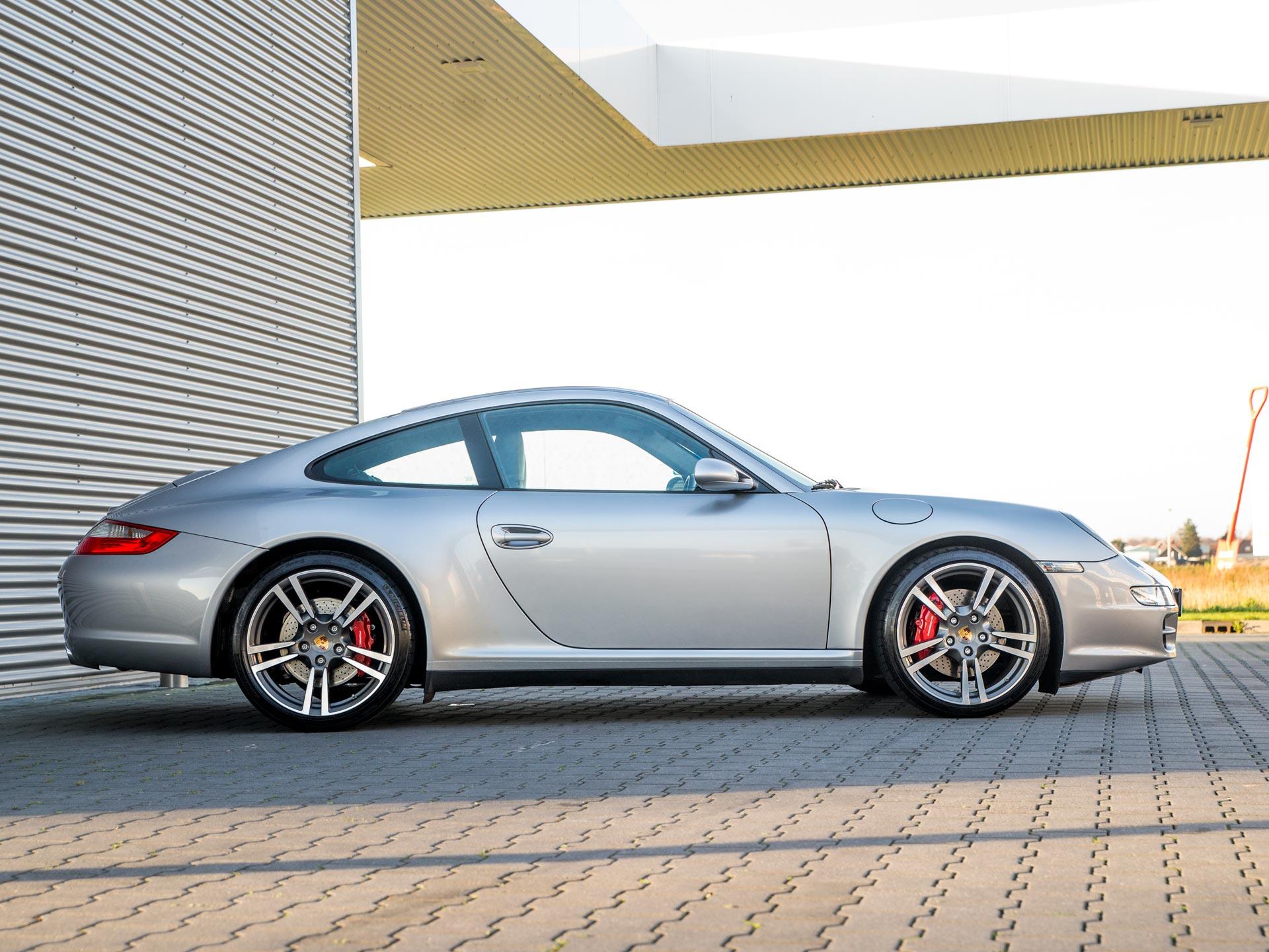 Tweedehands Porsche 911 Carrera 4S occasion