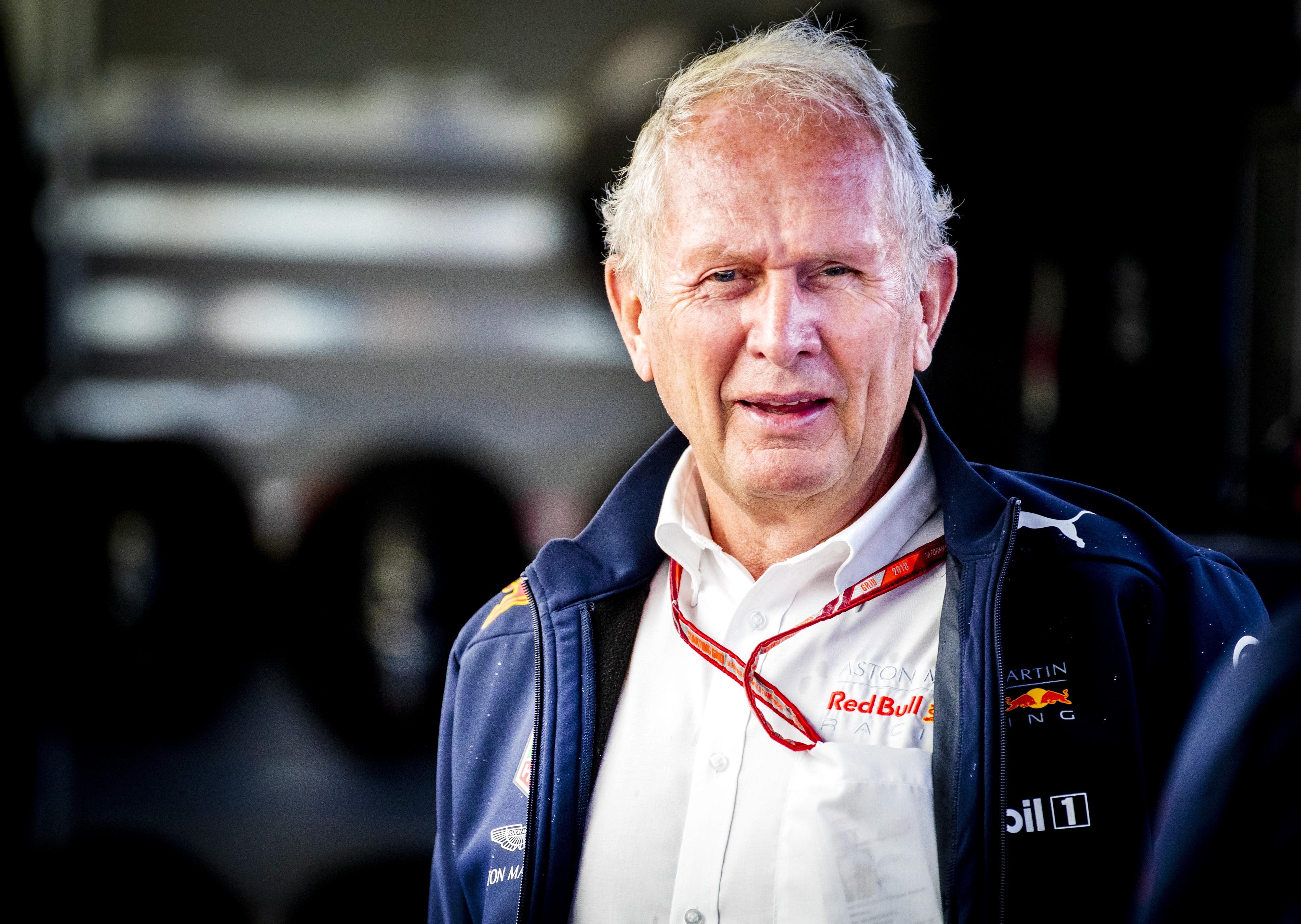 Max Verstappen loonsverhoging Red Bull Racing Helmut Marko