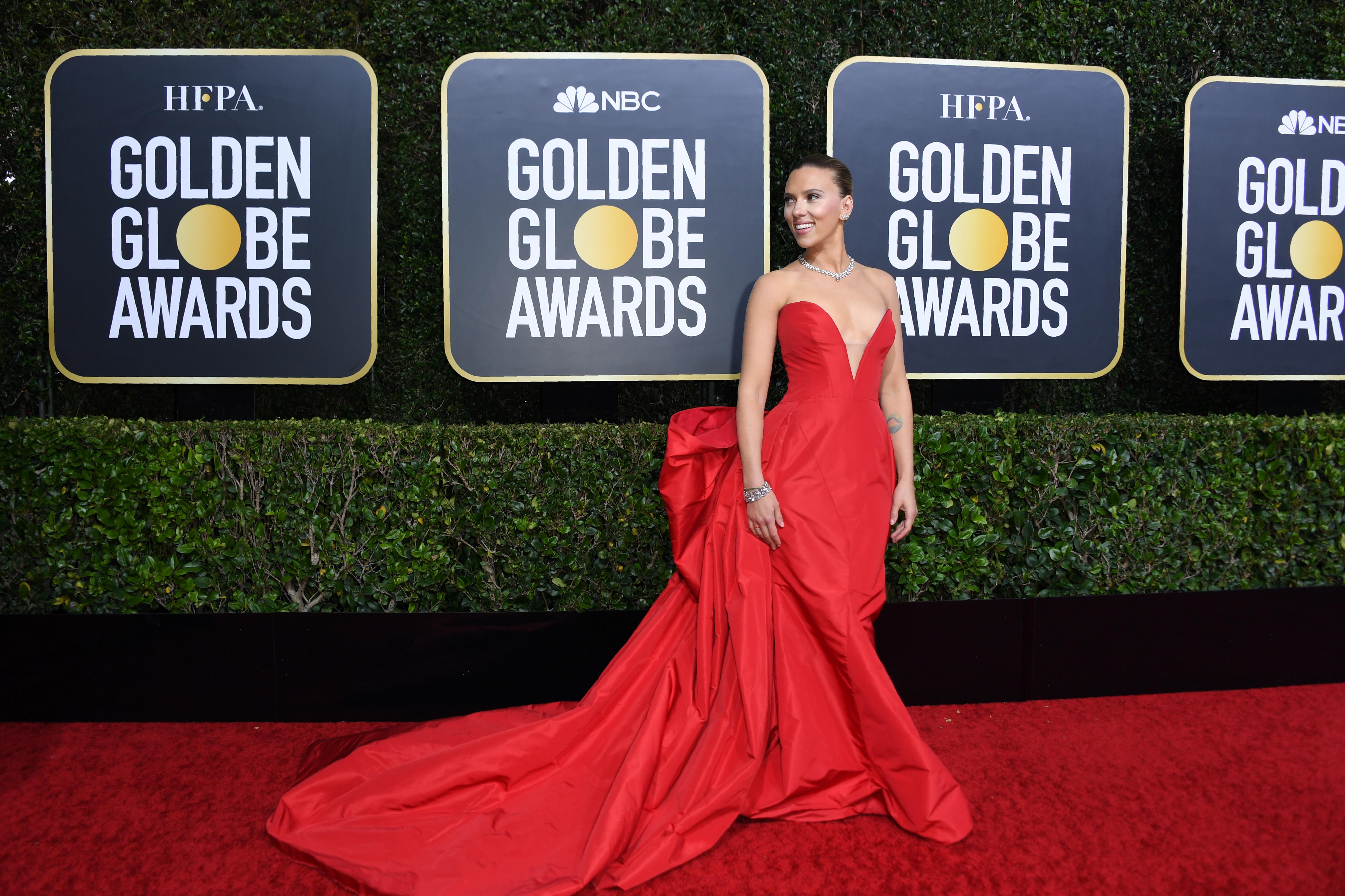 golden globes, 2020, rode loper, beste en meest sexy looks