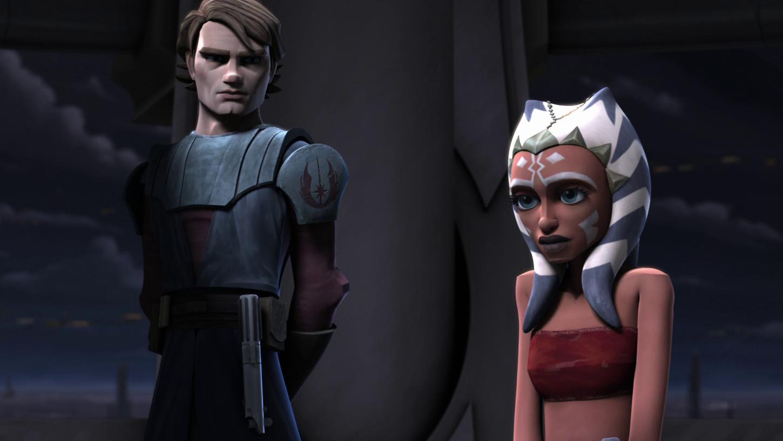 Star Wars The Clone Wars Skywalker Saga