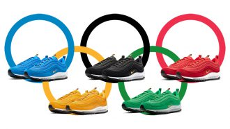 Nike Air Max 97, Olympic Rings Pack, olympische spelen, sneakers