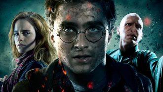 Harry Potter Marvel