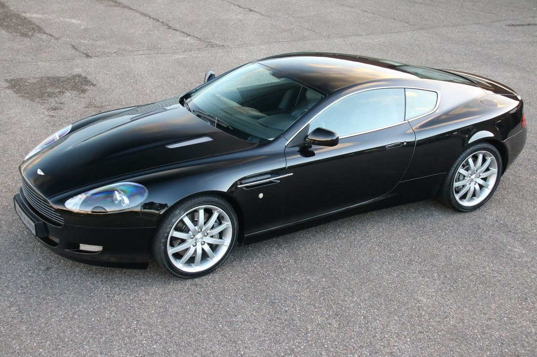 Tweedehands Aston Martin DB9 occasion