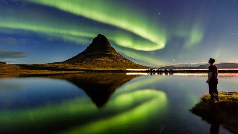 Kirkjufell, Iceland, ijsland, noorderlicht, beste plekken, europa