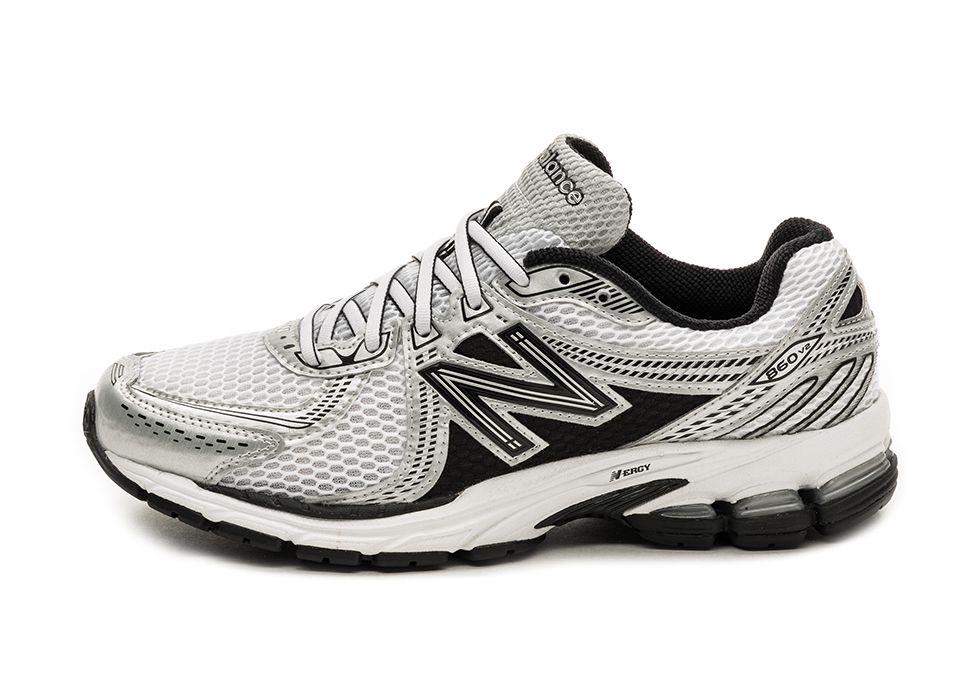 New Balance ML860 XD, sneakers, metallic, betaalbaar
