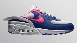 Nike Air Max 90 FlyEase, 30 jaar, sneakers, 2
