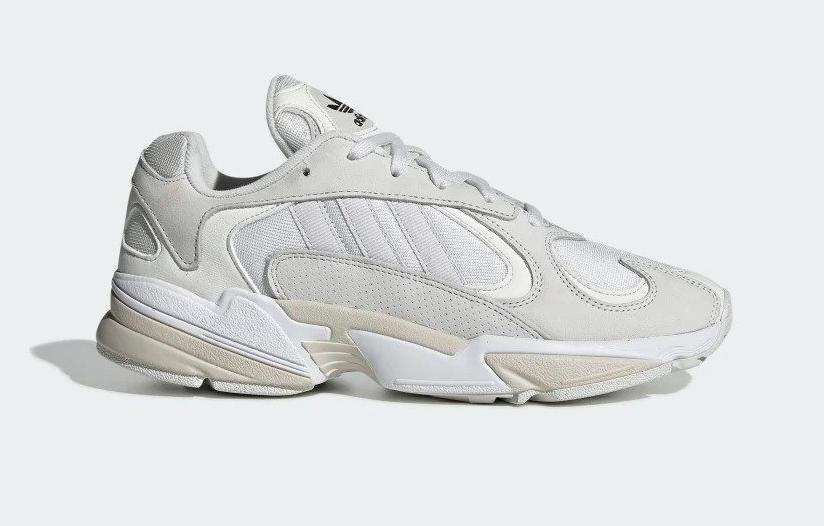 adidas yung-1, sneakers, sale, korting