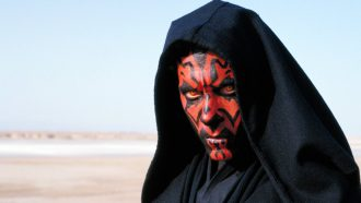 darth maul, star wars, film, mandalorian