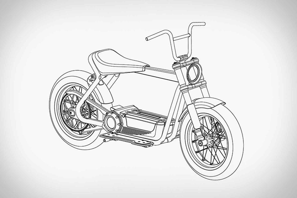 Harley-Davidson Elektrische Scooter