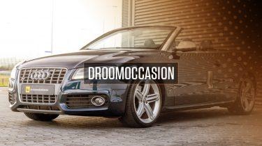 Droom Occasion Tweedehands Audi S5 Cabriolet Voor Een