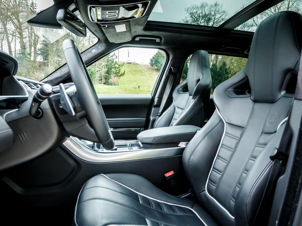 Tweedehands Range Rover Sport V8 occasion