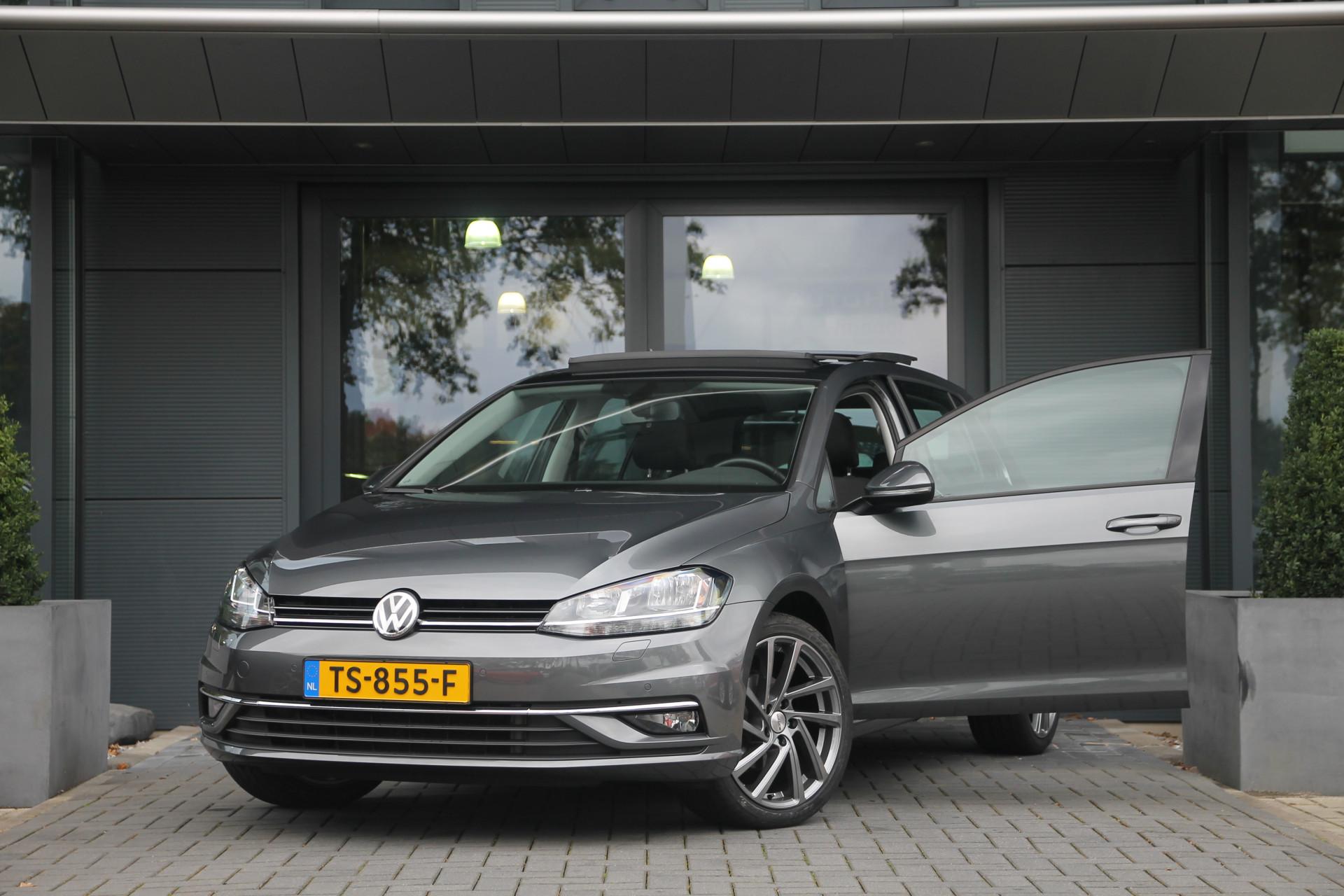 Tweedehands Volkswagen Golf uit 2018 occasion