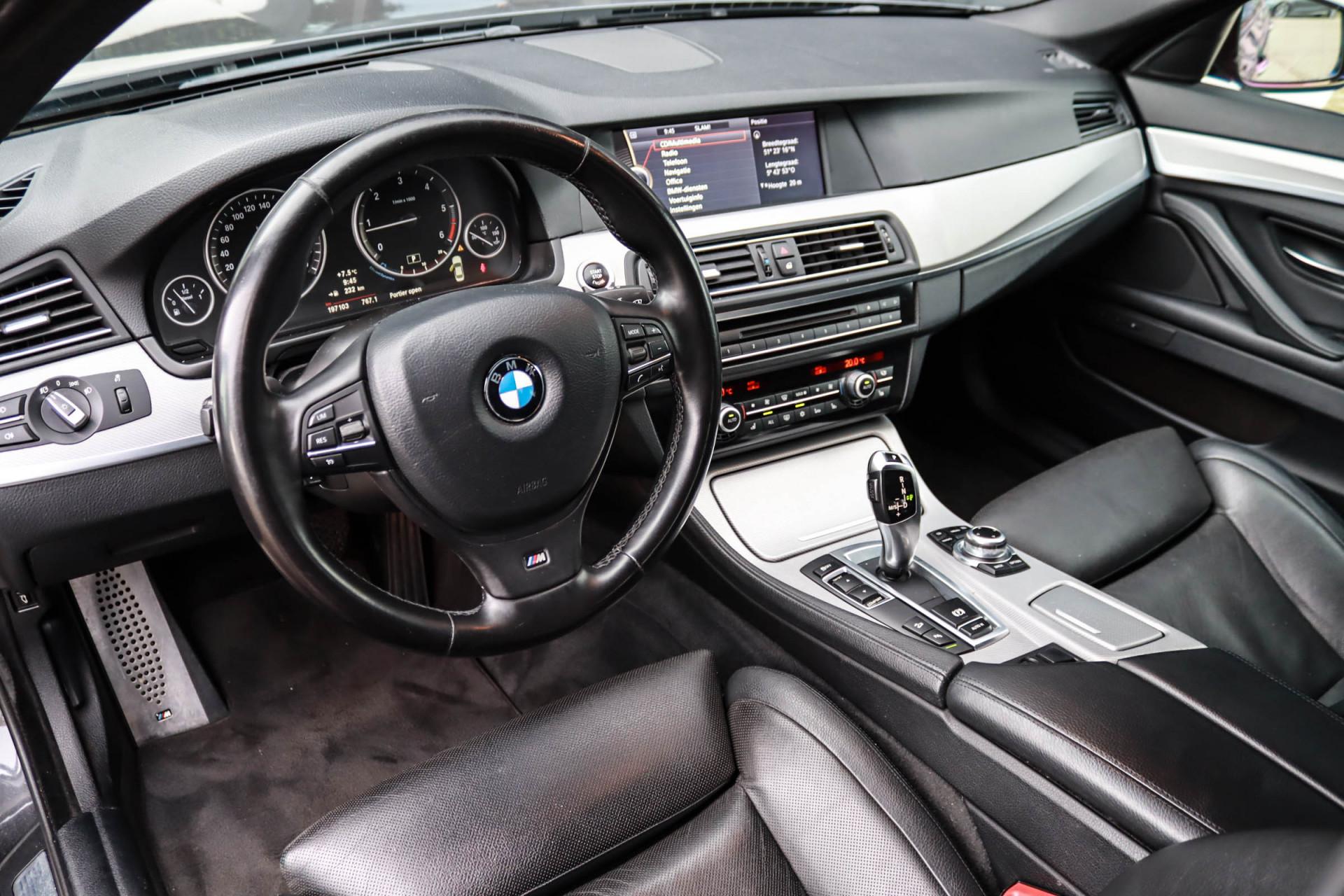 Tweedehands BMW-5 Serie occasion