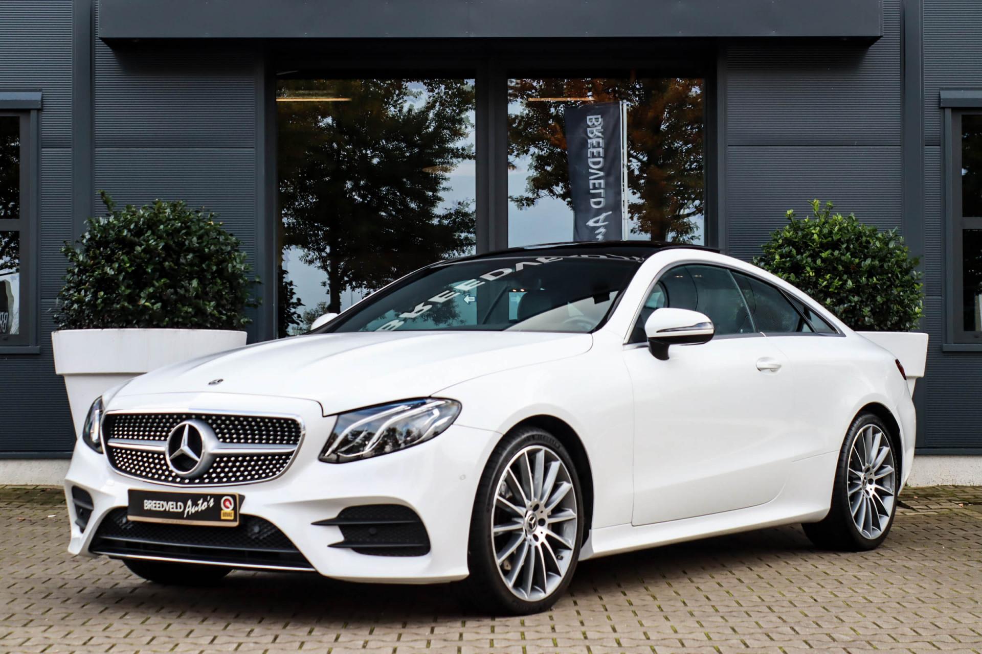 Tweedehands Mercedes-Benz E-Klasse occasion
