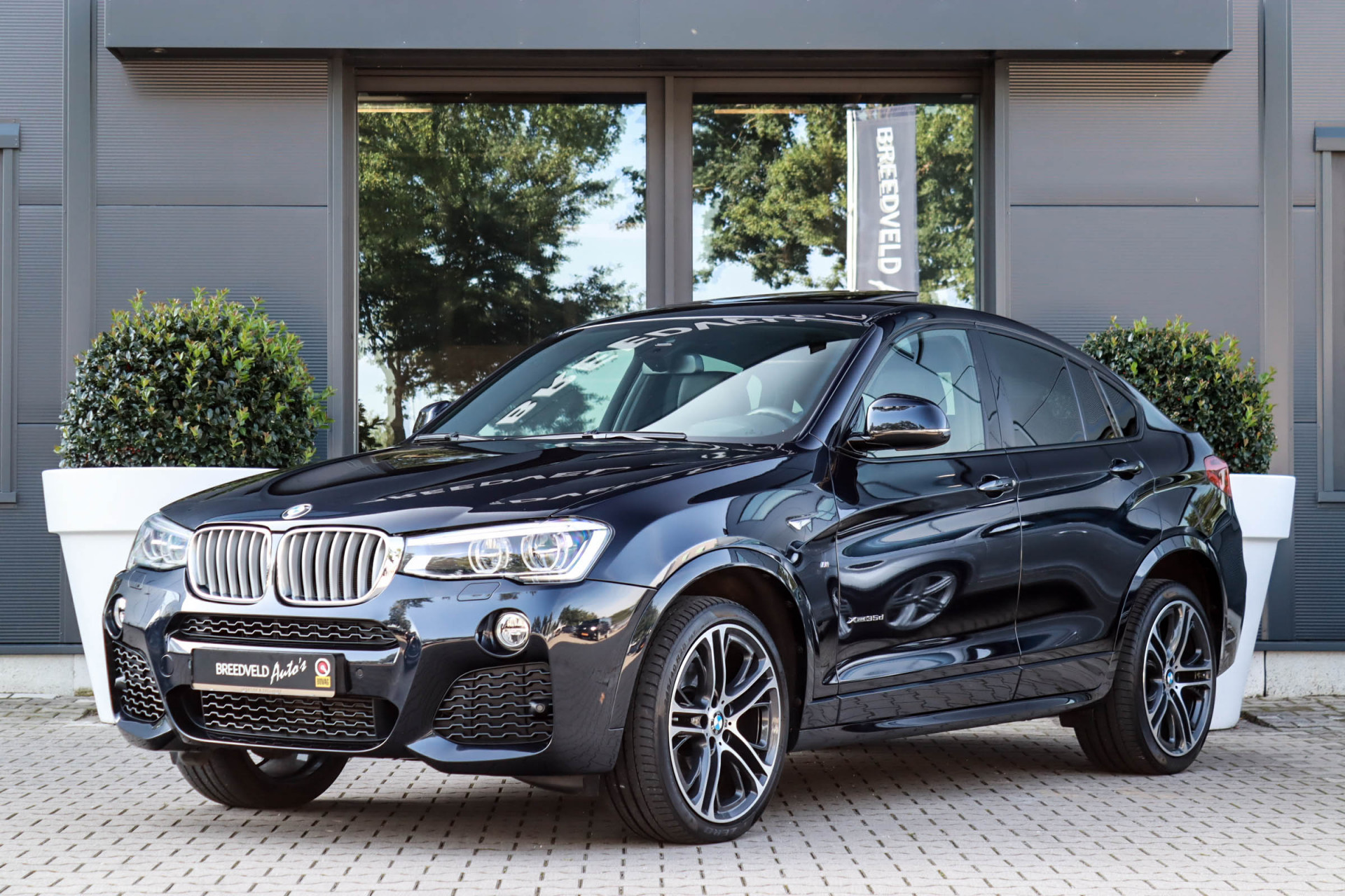 Tweedehands BMW X4 occasion