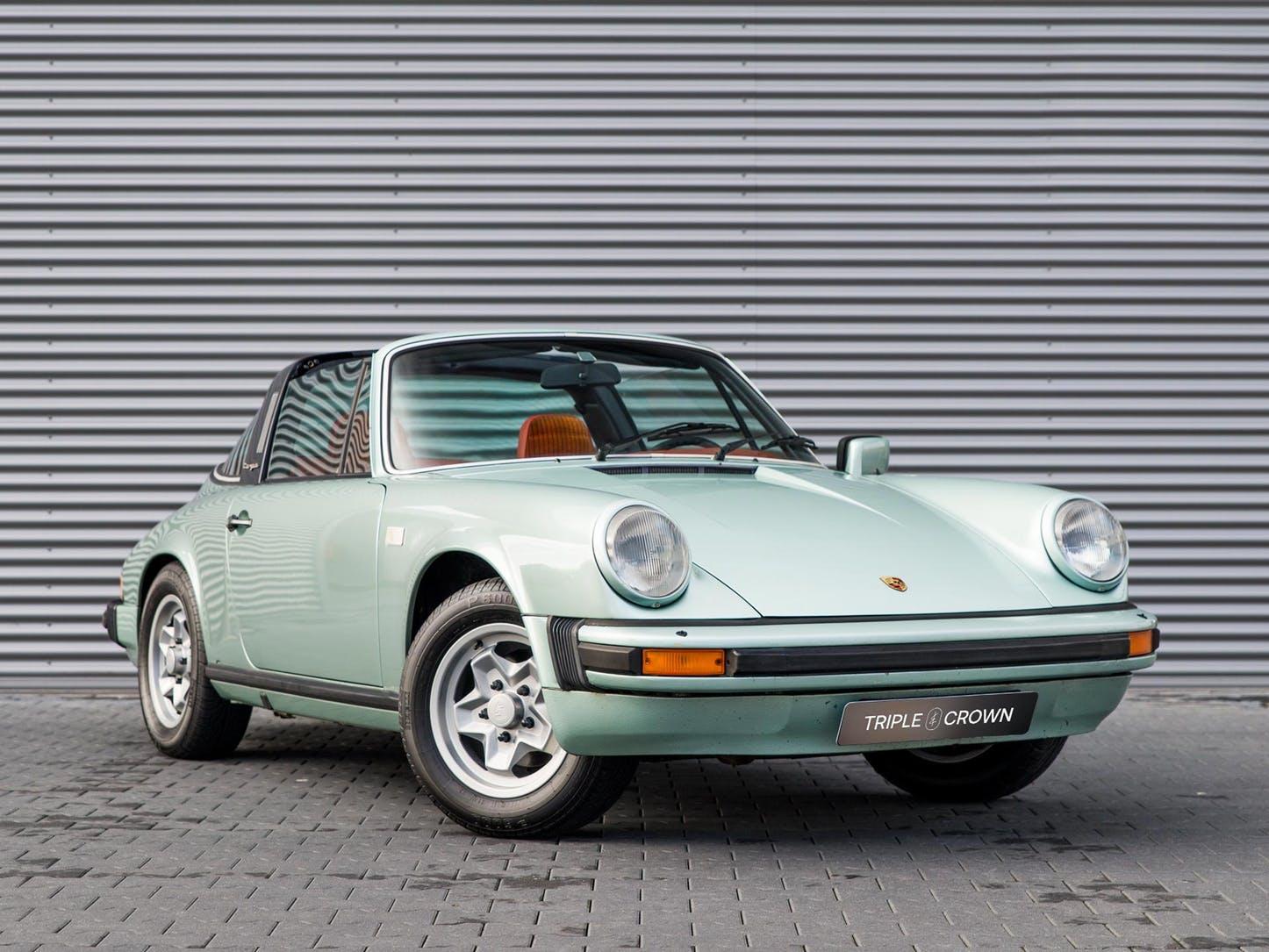 Tweedehands Porsche 911 Targa 1976 occasion