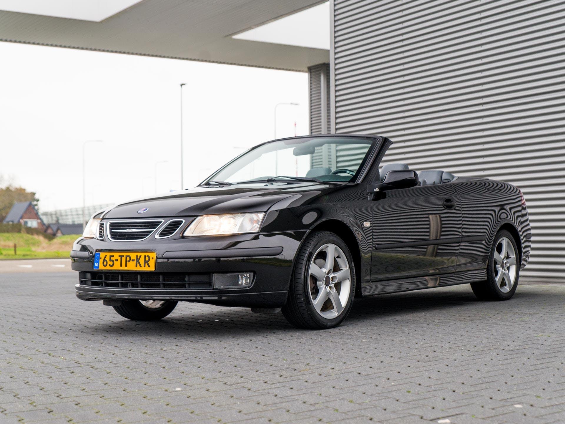 Tweedehands Saab 9-3 Cabrio occasion
