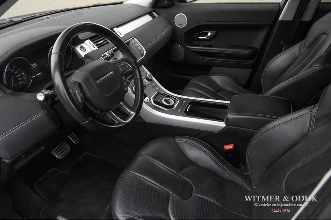 Tweedehands Range Rover Evoque 4WD occasion