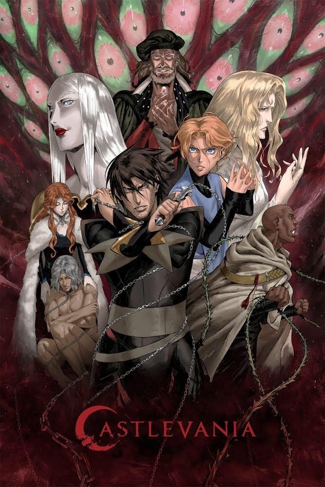 Castlevania seizoen 3 Netflix