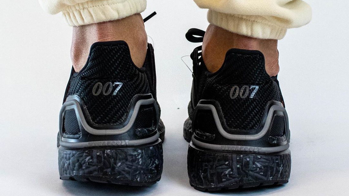 First look: James Bond x adidas ultraBOOST 20 sneakers