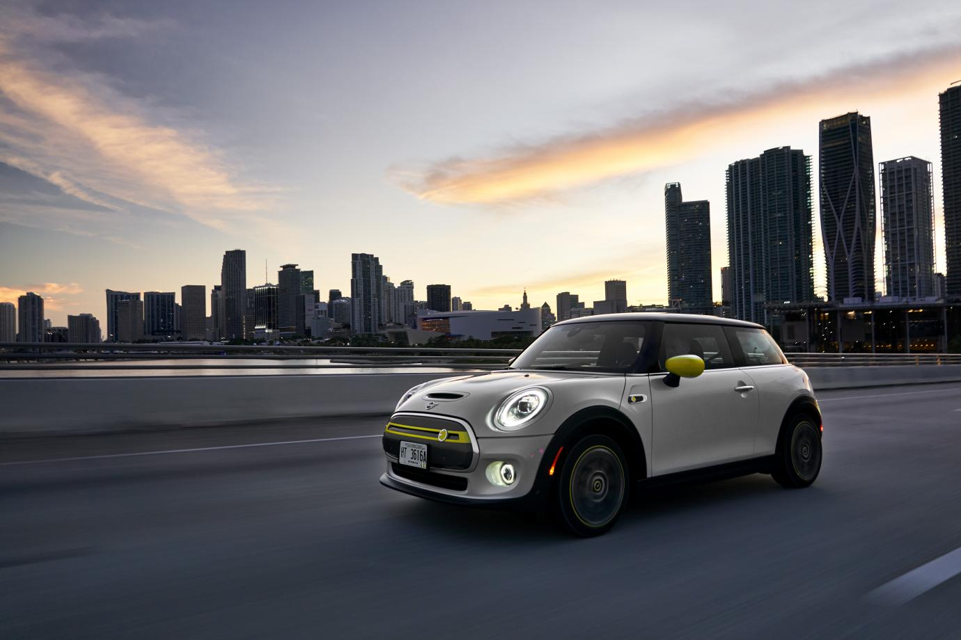 Elektrische MINI, de MINI Electric