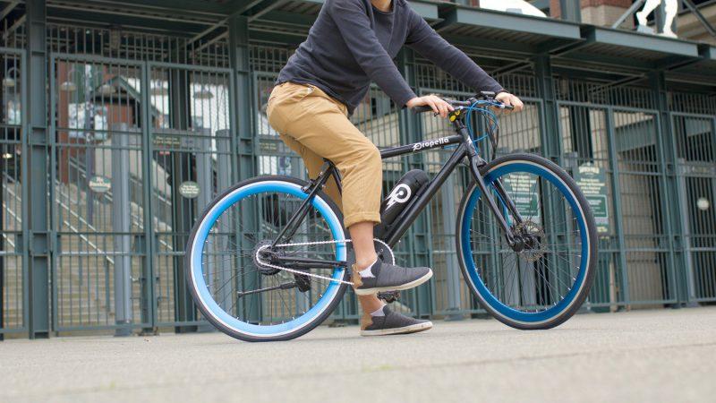 Propella V3.0 stijlvolle betaalbare Elektrische fiets 2