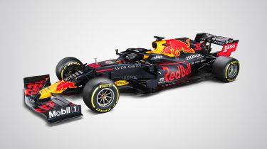 Red Bull Racing RB16 Max Verstappen
