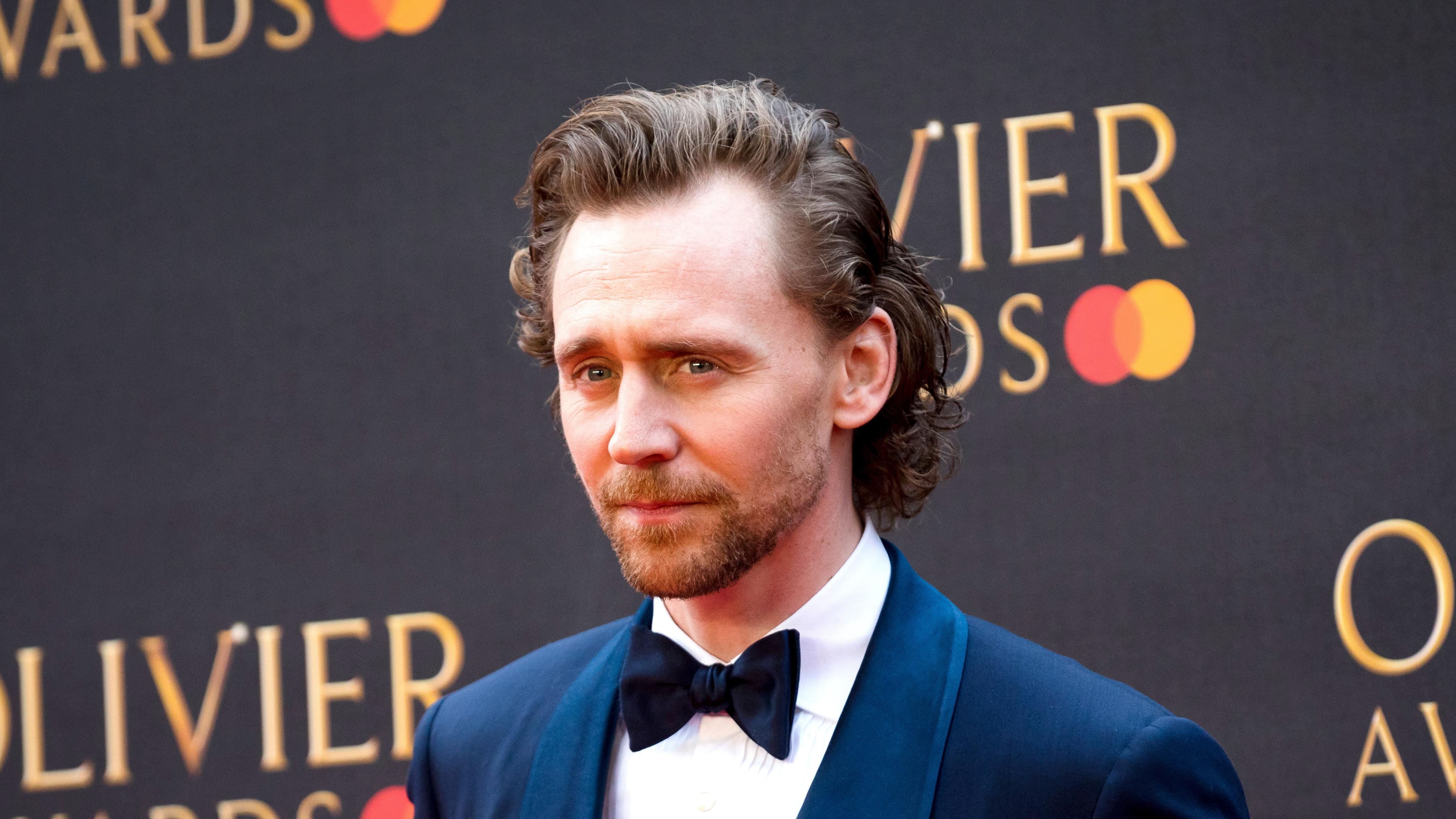Tom Hiddleston Netflix Loki