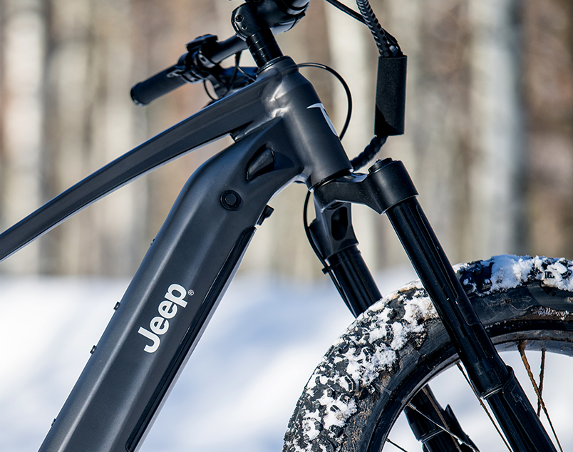 jeep, offroad, e-bike, elektrische fiets, super bowl