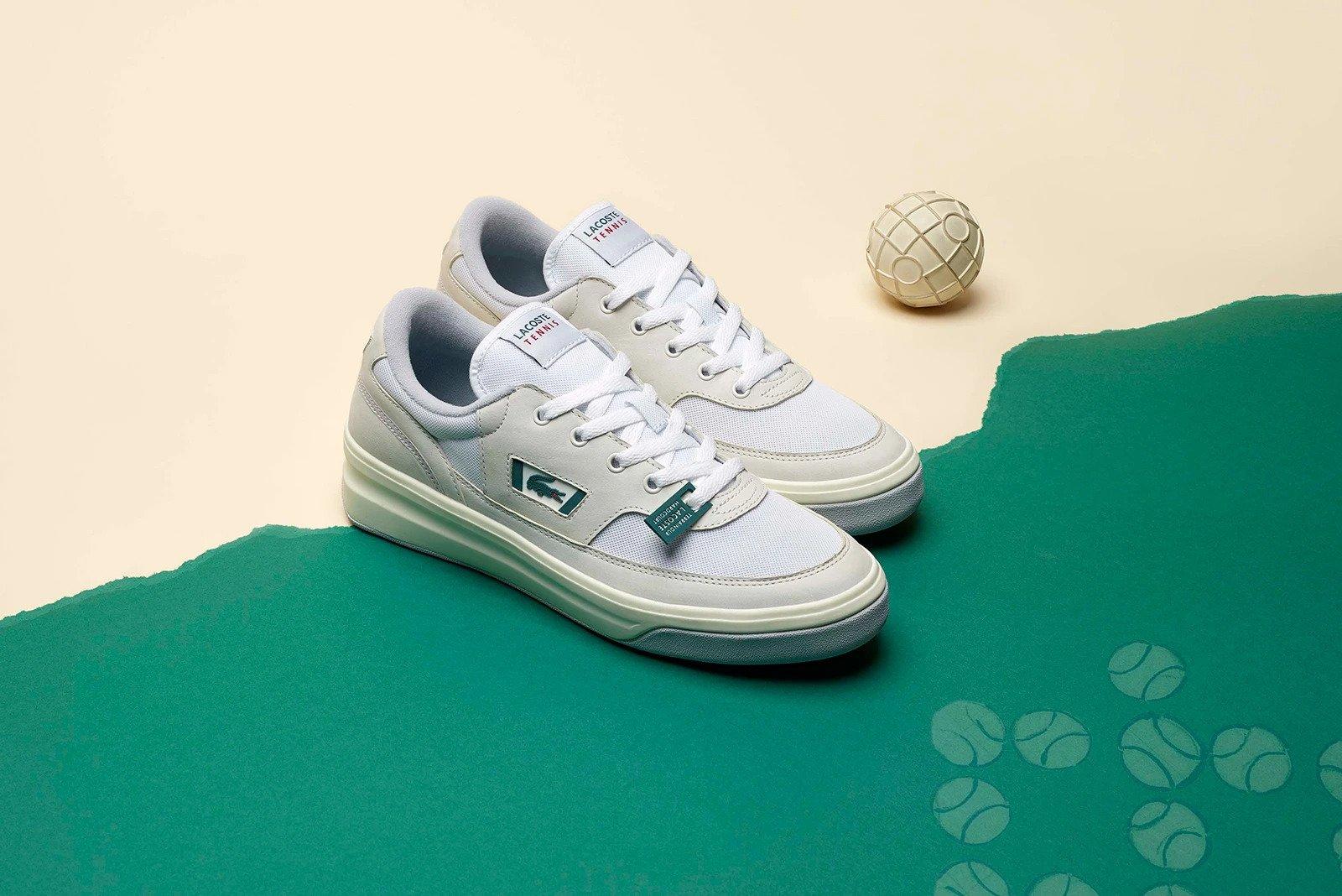 lacoste, rene, tennisschoenen, tennis-sneakers, 2