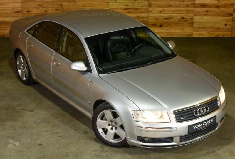 Tweedehands Audi A8 occasion