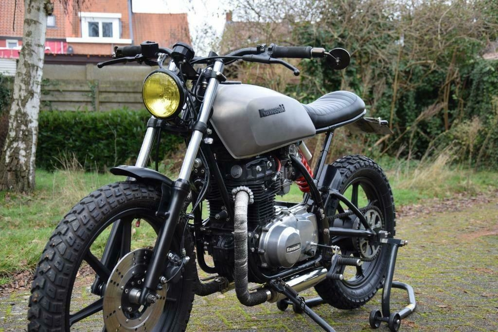Betaalbare custom bikes