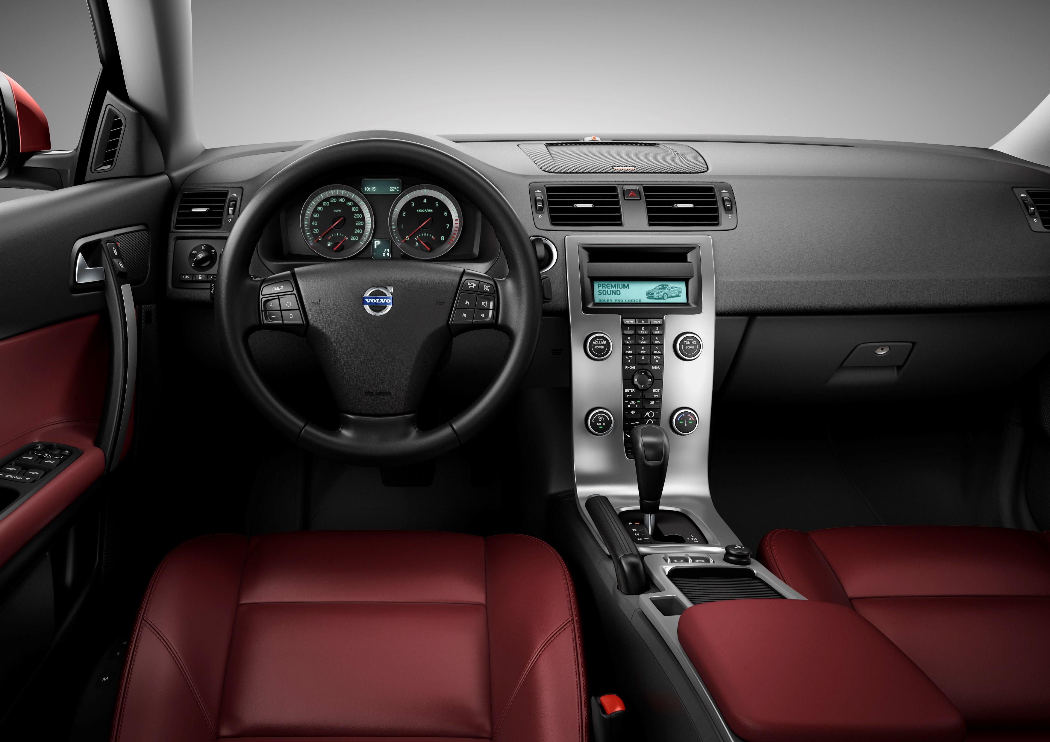 Volvo C70 Interieur