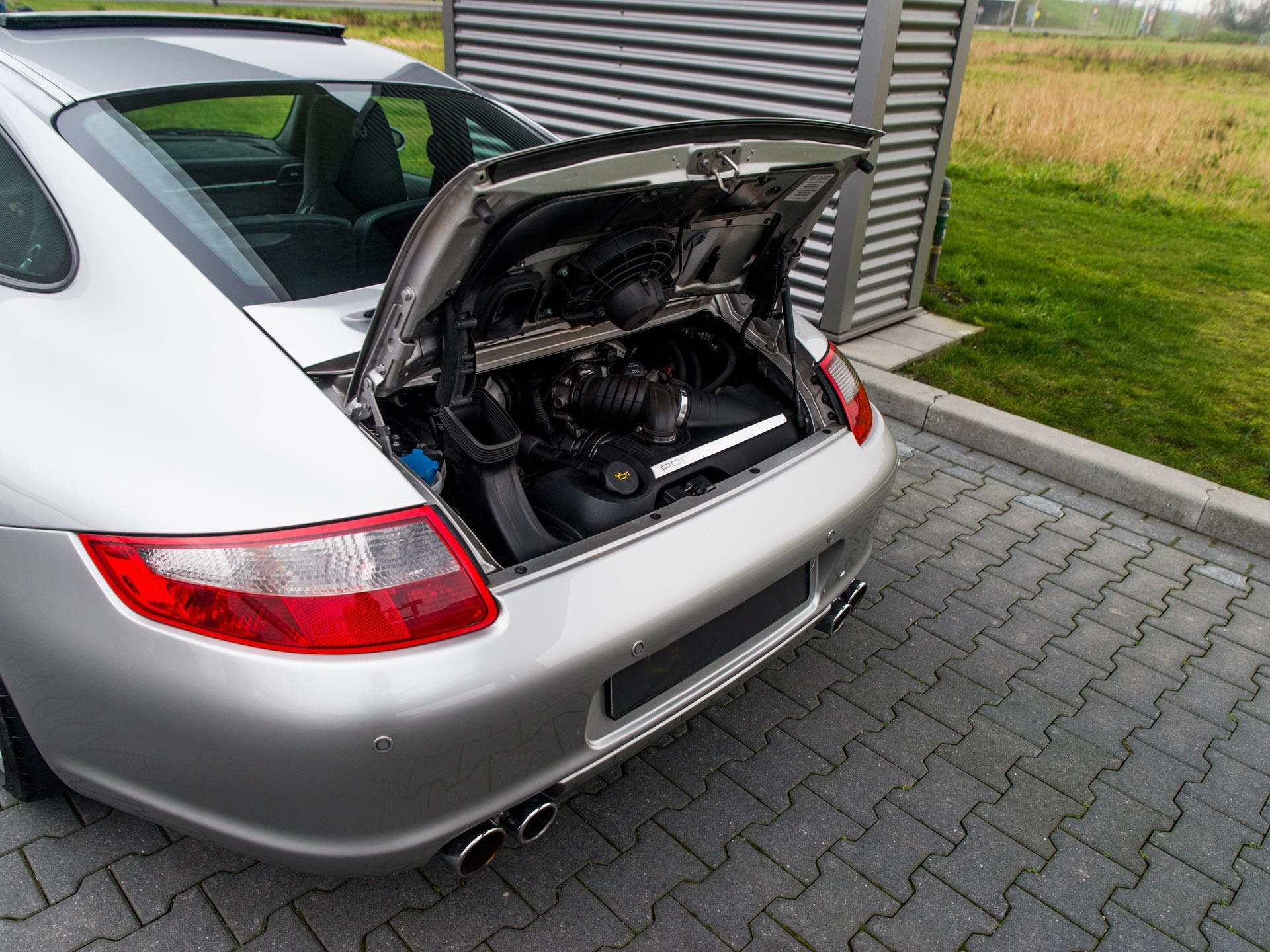 Tweedehands Porsche 911 Carrera 4S occasion