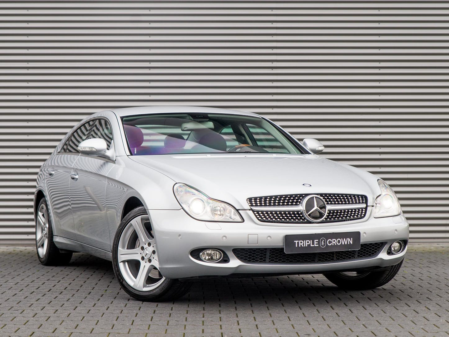 Tweedehands Mercedes-Benz CLS 500 occasion