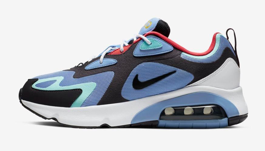 Air Max 200, nike sneakers, korting, online sale